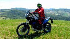 La Yamaha Ténéré 700 nel suo habitat naturale