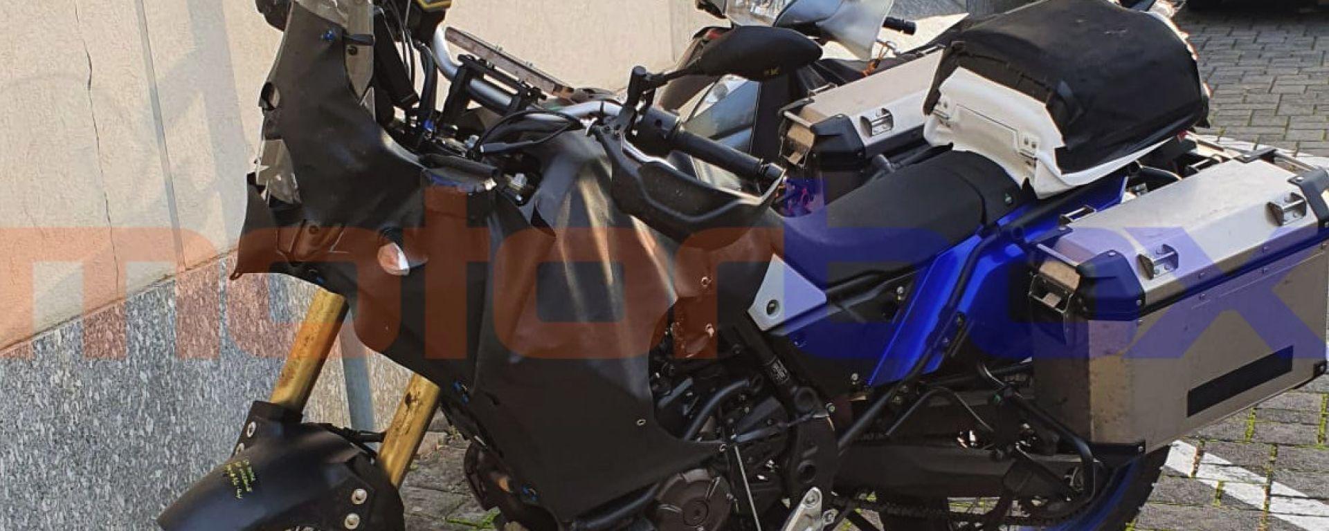 La Yamaha Ténéré 700