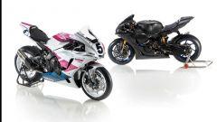La Yamaha YZF-R1 con livrea dedicata a Fabrizio Pirovano