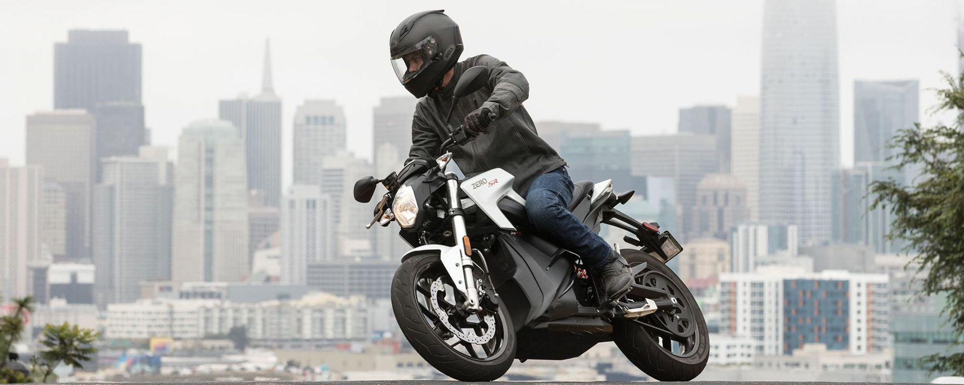 La Zero SR di Zero Motorcycles