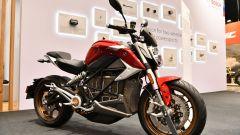 La Zero SR/F è la prima moto elettrica con l'MSC di Bosch