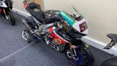La zona anteriore della Honda CBR del Team Triple M del Mondiale Superbike 2018 in vendita