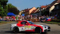 L'Abarth 124 Rally conquista il mondiale Fia R-GT Gran Turismo 2018 - Immagine: 5