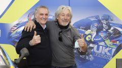 Lucchinelli e Uncini: Suzuki, MotoGP e non solo. L'intervista (video) - Immagine: 1