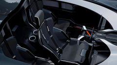 L'abitacolo del concept Koenigsegg