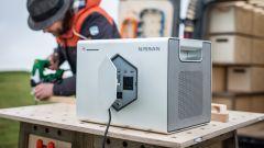L'accumulatore Nissan Energy Roam