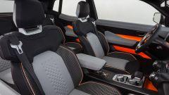 Lada 4x4 Vision Concept: i sedili