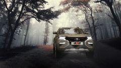 Lada 4x4 Vision Concept: la firma luminosa