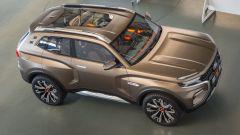 Lada 4x4 Vision Concept: vista dall'alto