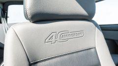 Lada Niva 4x4 40th Anniversary: i sedili rivestiti in ecopelle