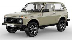 Lada Niva 4x4 40th Anniversary: vista 3/4 anteriore
