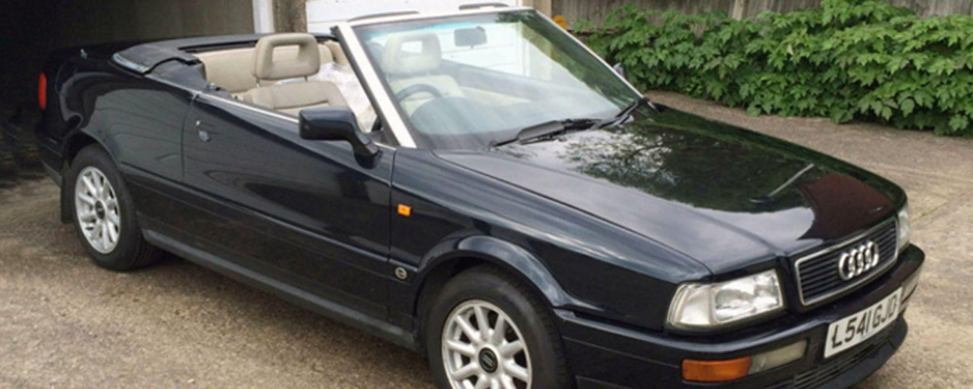 Lady Diana, all'asta l'Audi Cabriolet del 1994