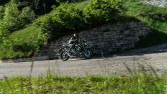 L'agilità è uno dei punti forti della Kawasaki Z650