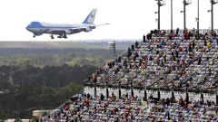 L'Air Force One a Daytona 500