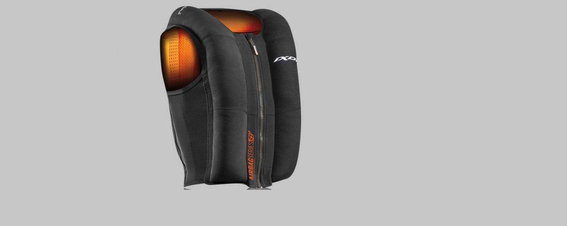 L'airbag Ixon IX-AIRBAG UO3