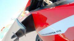L'ala aerodinamica della Ducati Superleggera V4