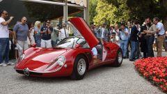 L'Alfa Romeo 33 Stradale vincitrice della Coppa Oro