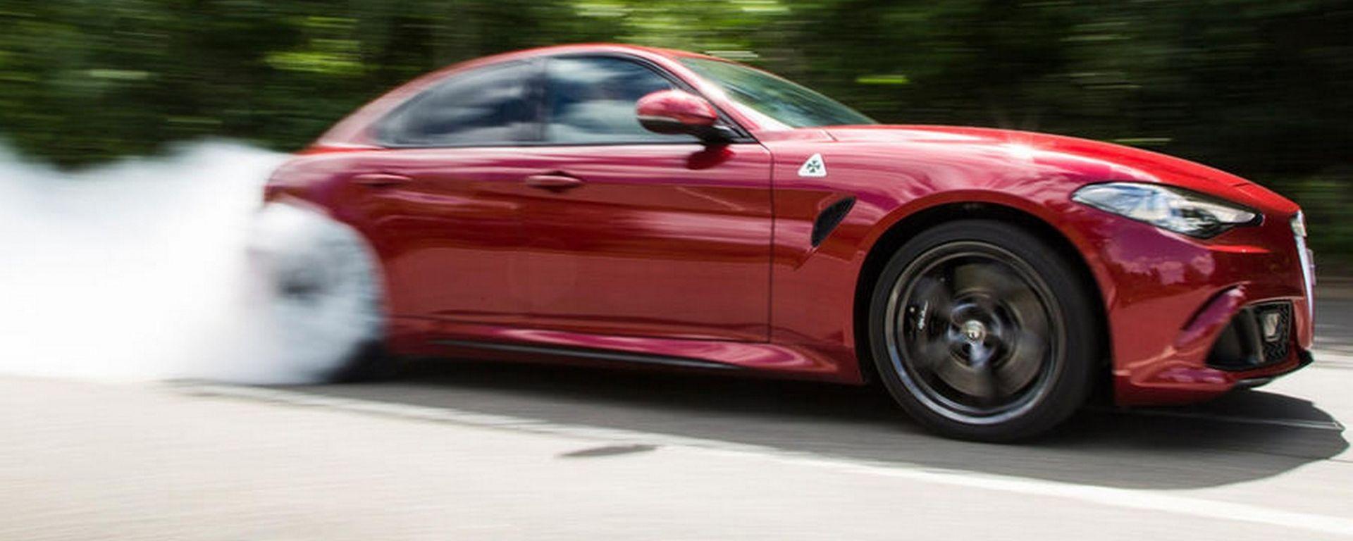L'Alfa Romeo Giulia Coupé al momento non si farà