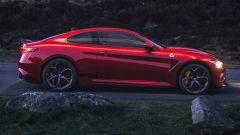 L'Alfa Romeo Giulia Coupe ibrida non si farà