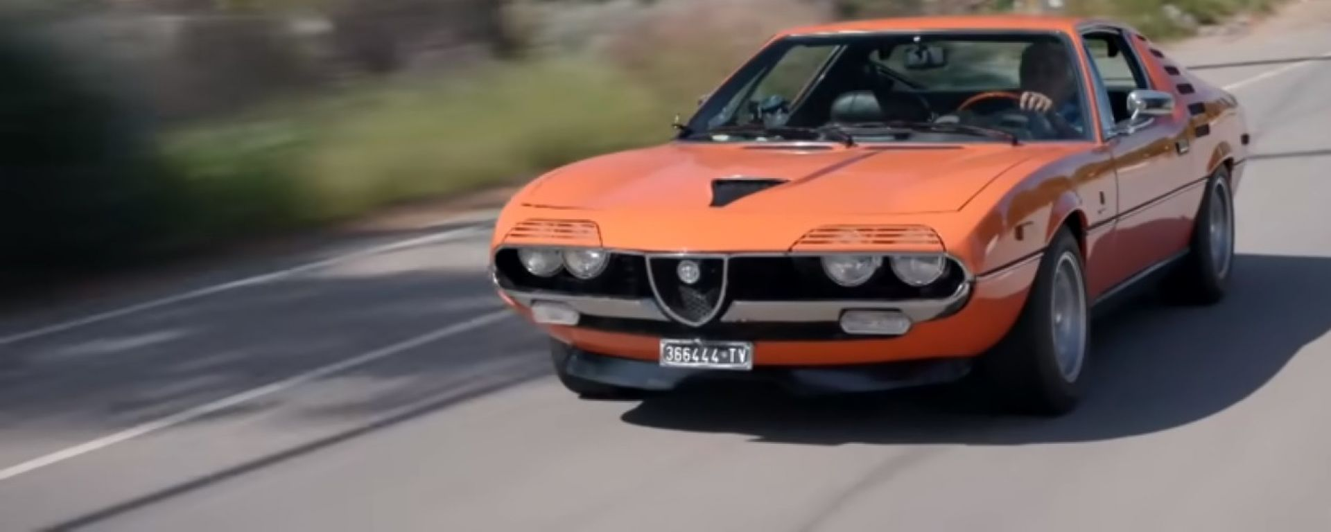 L'Alfa Romeo Montreal di Jay Leno