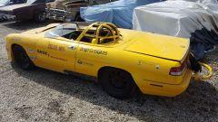 L'Alfa Romeo Spider in vendita su Facebook