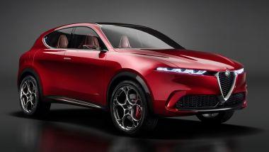 L'Alfa Romeo Tonale concept