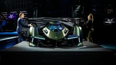 Lambo V12 Vision GT: l'unveiling