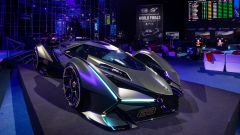 Lambo V12 Vision GT: unveiling a Monte Carlo