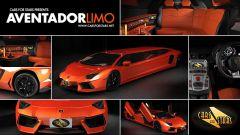 Lamborghini Aventador Limo - Immagine: 9