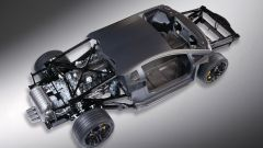 Lamborghini V12: svelato il telaio monoscocca - Immagine: 2
