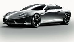 Lamborghini 4 porte: l'erede della Estoque pronta nel 2021 - Immagine: 4