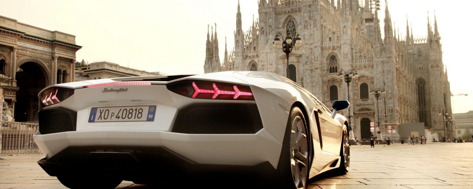 50° Lamborghini: il Grande Giro al via l'8 maggio