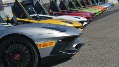 Lamborghini Accademia: in pista con la Aventador SV - Immagine: 115
