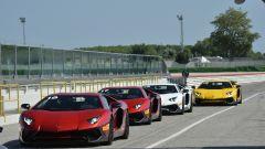 Lamborghini Accademia: in pista con la Aventador SV - Immagine: 87