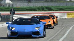 Lamborghini Accademia: in pista con la Aventador SV - Immagine: 93