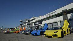 Lamborghini Accademia: in pista con la Aventador SV - Immagine: 81