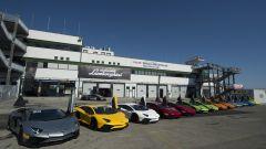 Lamborghini Accademia: in pista con la Aventador SV - Immagine: 82