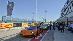 Lamborghini Accademia: in pista con la Aventador SV - Immagine: 95