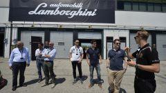 Lamborghini Accademia: in pista con la Aventador SV - Immagine: 90