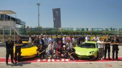 Lamborghini Accademia: in pista con la Aventador SV - Immagine: 117
