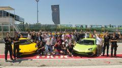 Lamborghini Accademia: in pista con la Aventador SV - Immagine: 116