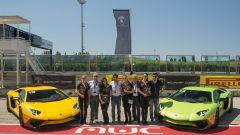 Lamborghini Accademia: in pista con la Aventador SV - Immagine: 118