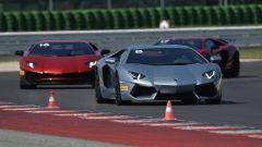 Lamborghini Accademia: in pista con la Aventador SV - Immagine: 33