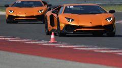 Lamborghini Accademia: in pista con la Aventador SV - Immagine: 35