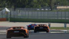 Lamborghini Accademia: in pista con la Aventador SV - Immagine: 25