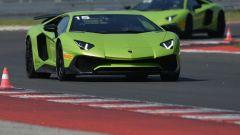 Lamborghini Accademia: in pista con la Aventador SV - Immagine: 17