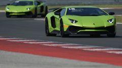 Lamborghini Accademia: in pista con la Aventador SV - Immagine: 18