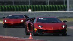 Lamborghini Accademia: in pista con la Aventador SV - Immagine: 19