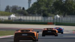 Lamborghini Accademia: in pista con la Aventador SV - Immagine: 23