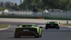 Lamborghini Accademia: in pista con la Aventador SV - Immagine: 36